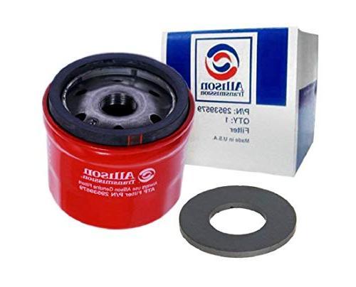 Allison 29539579 Screw-on Filter with Magnet Filter Kit repl