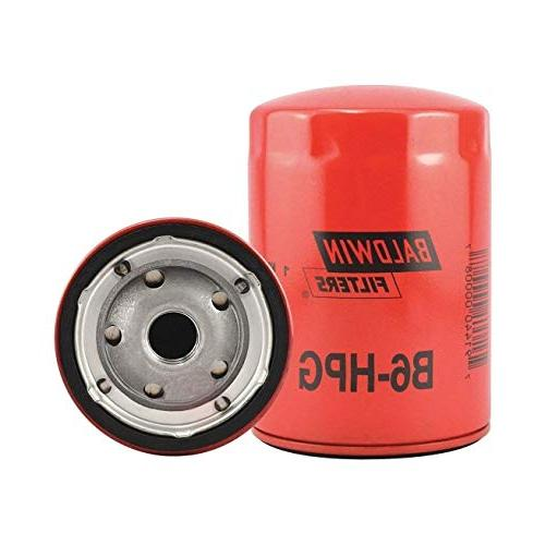 automotive b6 hpg oil filter spin onfull