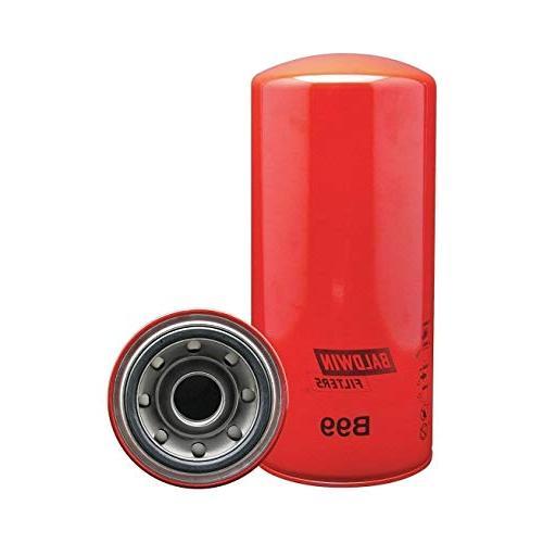 b99 heavy duty spin on oil filter