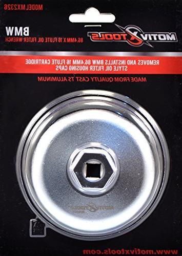 Motivx Tools BMW Filter Cartridge Housing