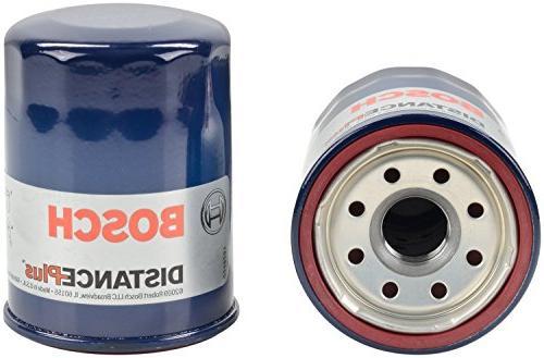 Bosch D3323 Distance Plus High Performance Oil Pack