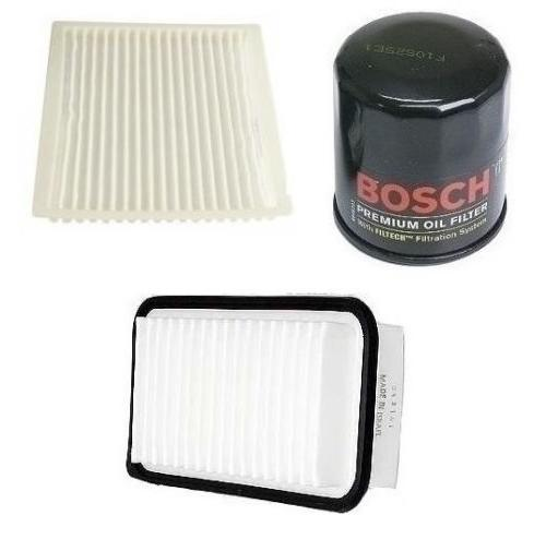 engine oil filter and cabin air filter