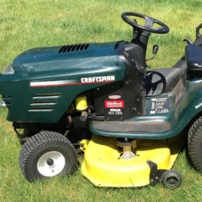 Extra Capacity Engine Filter Cadet Lawn Mower John Garden Tractor