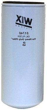 WIX Filters - 51748 Heavy Duty Spin-On Lube Filter, Pack of