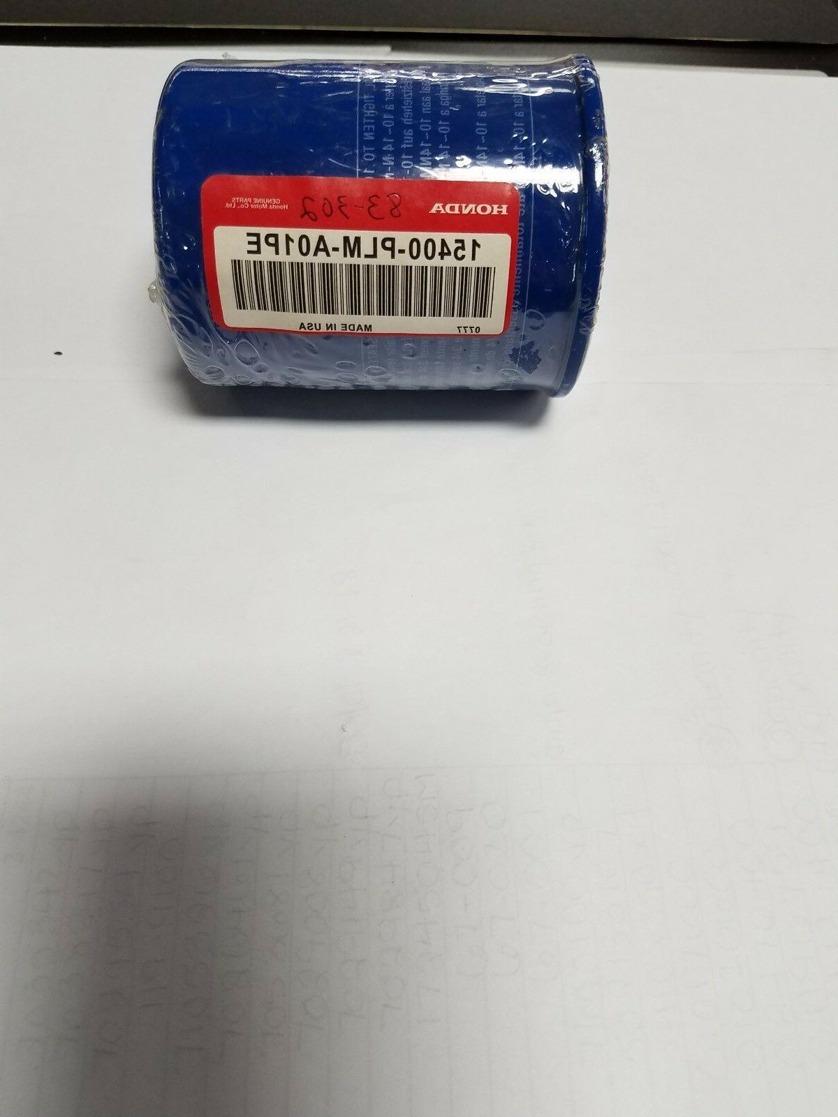 genuine 15400 plm a01pe oil filter oem