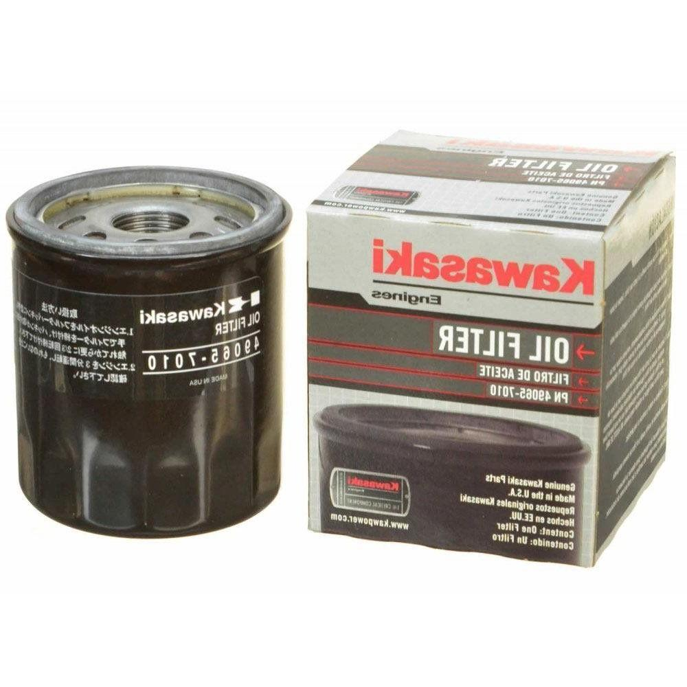 Genuine Kawasaki 49065-7010 Oil Filter OEM