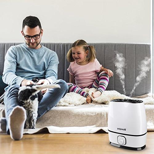 Good-Love Ultrasonic Mist Humidifier with Tray, Baby, Nursery, Large Vaporizer