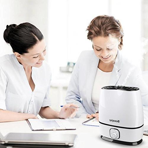 Good-Love Ultrasonic Cool Mist Humidifier with Oil Tray, Baby, Home, Nursery, Large