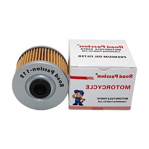 Road High Oil Filter for HONDA CBR250R 11-13 TRX250 X CBR300R TRX700XX