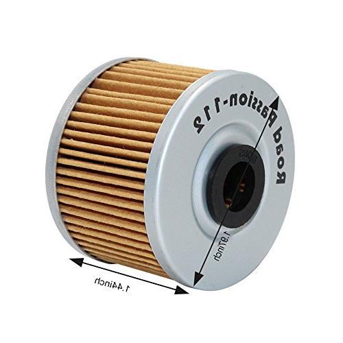 Oil Filter for CBR250R 11-13 TRX250 X