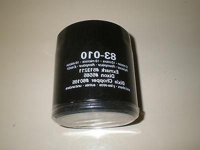 HONDA EXMARK DIXIE CHOPPER DIXON KEES OIL FILTER 25641-ZE4-0