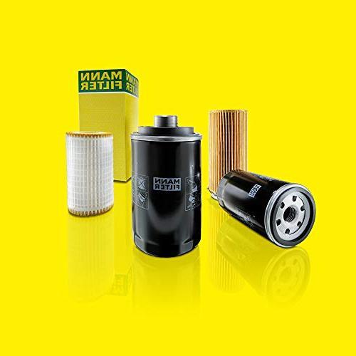 Mann-Filter Metal-Free Oil Filter