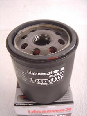 Kawasaki original filter & commercial