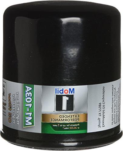 Mobil 1 Oil Filter >> Mobil 1 M1 103a Extended Performance Oil Filter