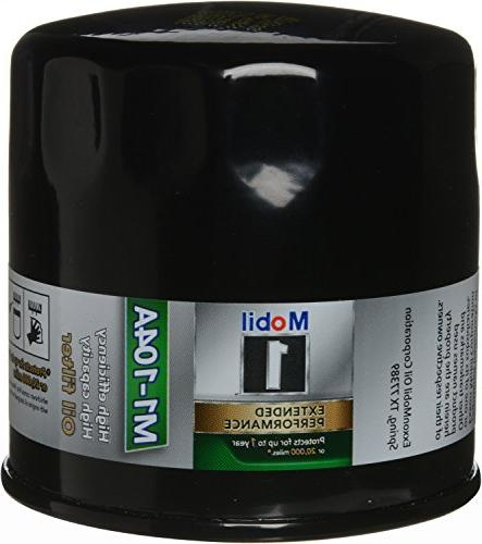 m1 104a extended performance oil filter