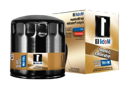 m1 107 extended performance oil filter pack