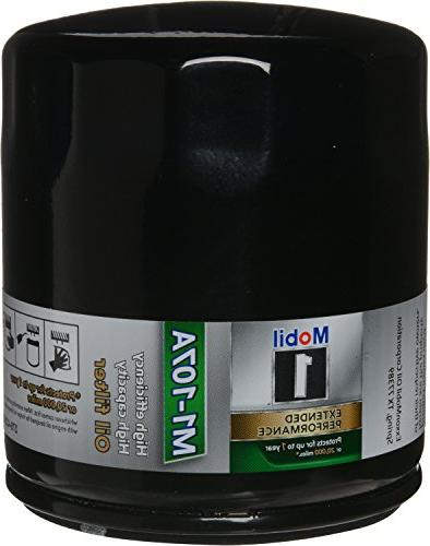 m1 107a extended performance oil filter