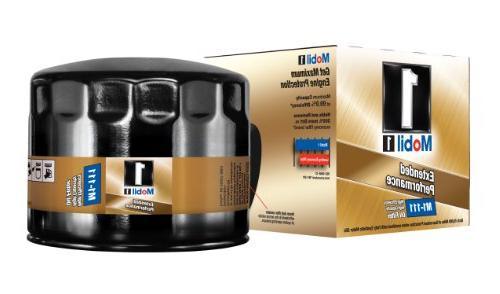 m1 111 extended performance oil filter pack