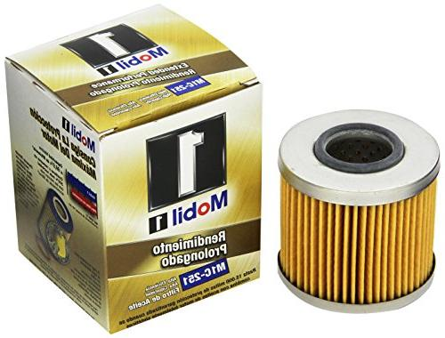 m1c 251 extended performance oil filter pack