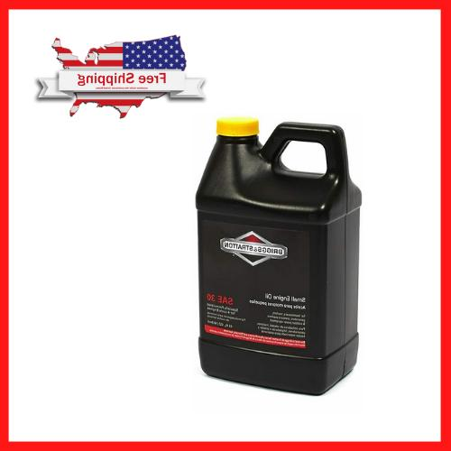 new briggs and stratton 30w engine oil