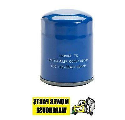 new repl honda oil filter 15400 plm