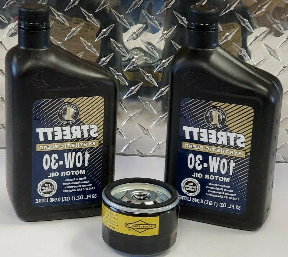 oem 842921 lawnmower oil filter