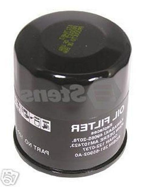 Oil Filter for Kawasaki 49065-2078 Deere Toro Exmark