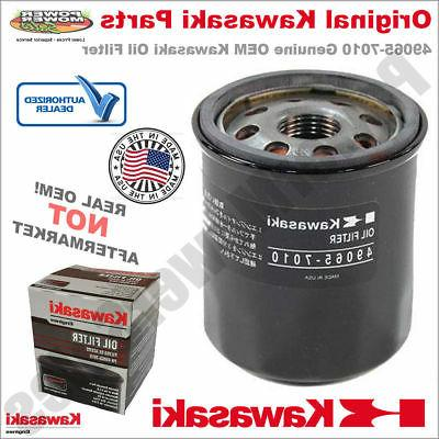 Kawasaki Oil Filter 49065-7010 for FH541V, FH580V, fit most