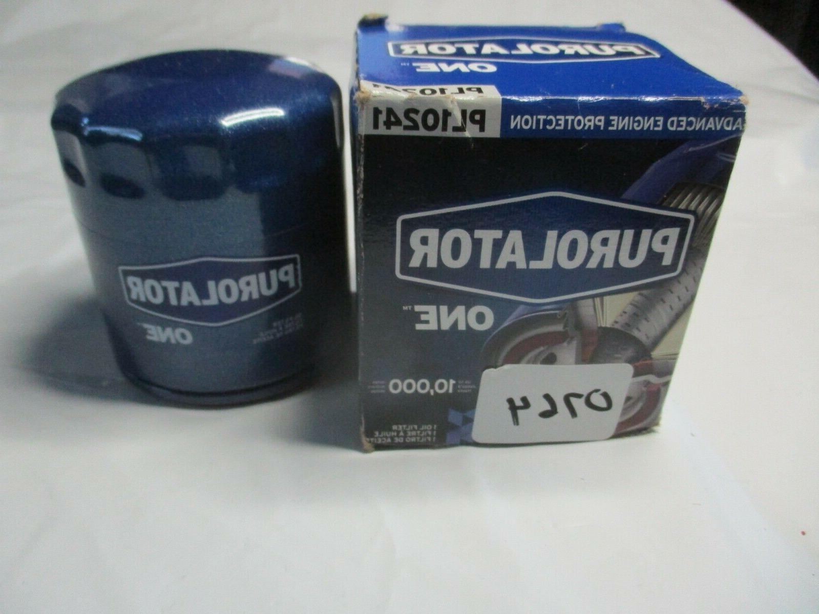 one pl10241 oil filter new open box