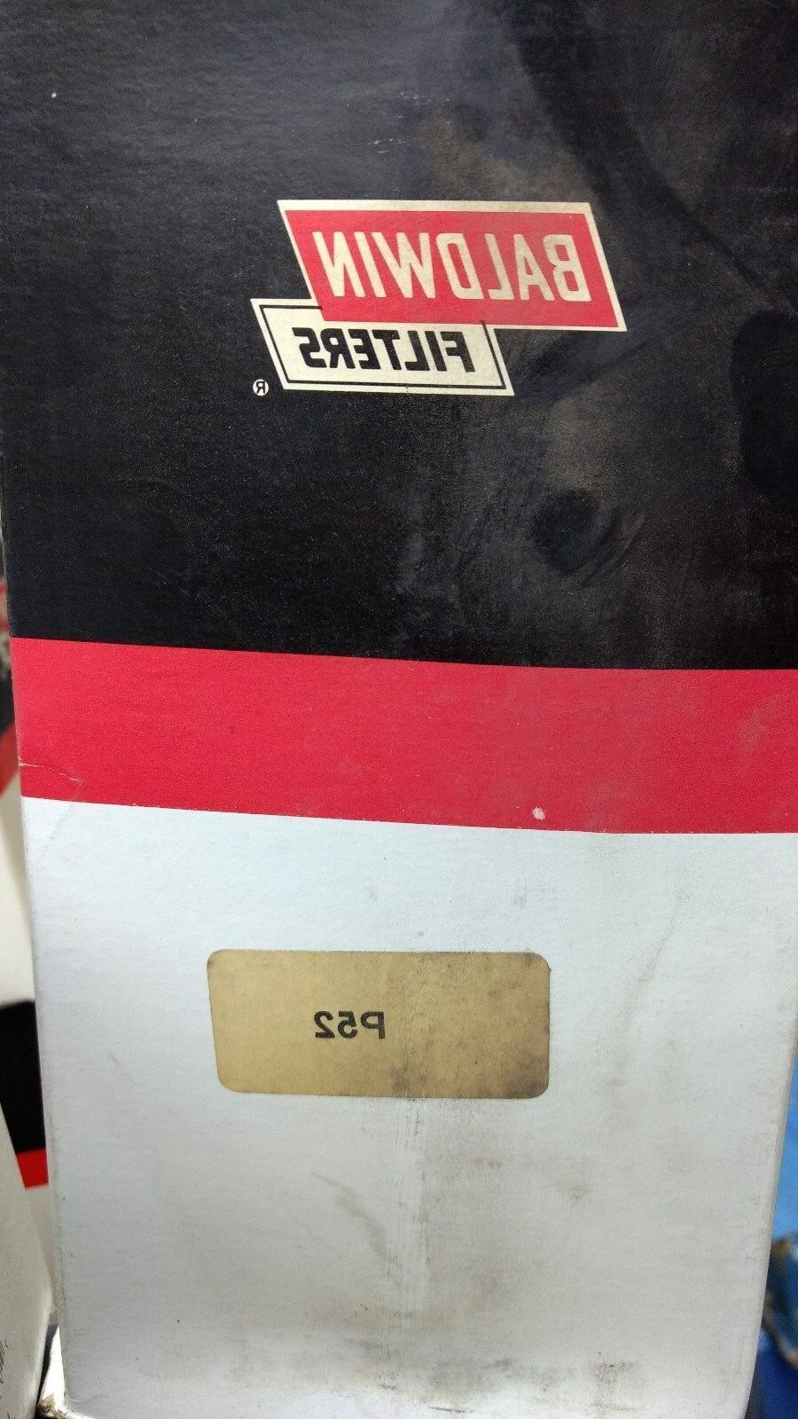 p52 oil filter element