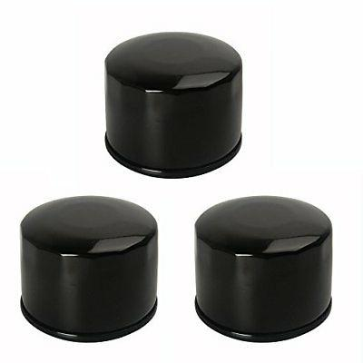 SaferCCTV Pack of 3 Oil Filter for 19HP 21.5HP 22HP 23HP 24H