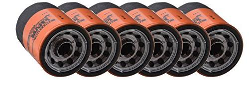 ph4386 oil filters set of 6