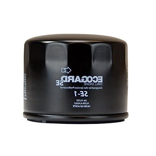 ECOGARD SE-1 Small Engine Oil for Tractors, Lawn Equipment, Small Briggs & Kawasaki