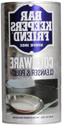 Bar Keepers Friend Superior Cookware Cleanser & Polish   12-