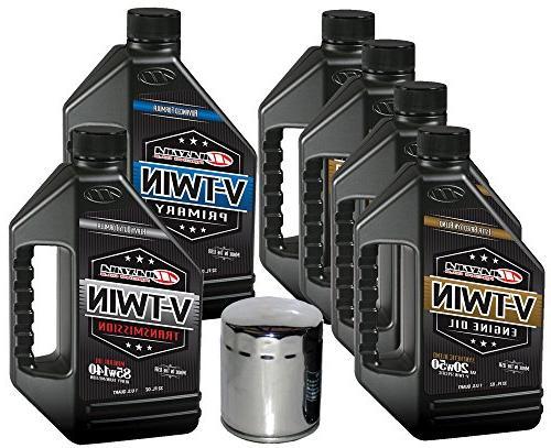 vttock22 complete engine oil change kit
