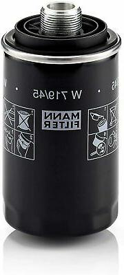 Mann-Filter W 719/45 Spin-on Oil Filter