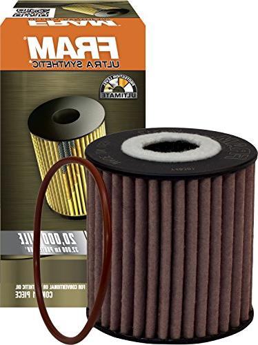 xg8712 ultra synthetic cartridge oil filter