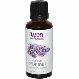 Now Foods Lavender Oil, 1 Oz