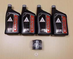 New 1989-2007 Honda VT 1100 VT1100 Shadow OE Oil & Filter Se