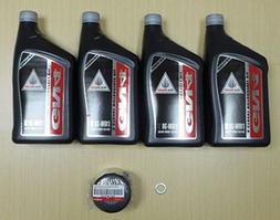 New 2007-2015 Honda CBR 600 CBR600RR OE Oil & Filter Service