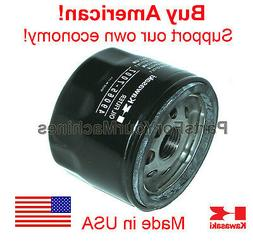 GENUINE KAWASAKI OIL FILTER, 49065-7007, 490657007, USA MADE