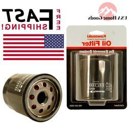 Oil Filter Kawasaki Fits Engines Models FH451V FH680D 15 25