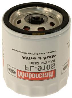 Motorcraft Oil Filter Spin-On Single Filter