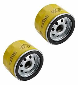 Oil Filters Replace Pack Of 2 Heavy Duty For Automotive Part
