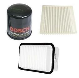 OPParts Bosch Oil Filter & Cabin Air Filter Scion xA 2004-20