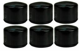 6 Pack 492932 Briggs & Stratton Replacement Oil Filter