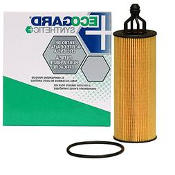 ECOGARD S10040 Cartridge Engine Oil Filter for Synthetic Oil