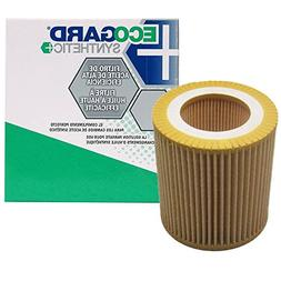 ECOGARD S5607 Cartridge Engine Oil Filter for Synthetic Oil