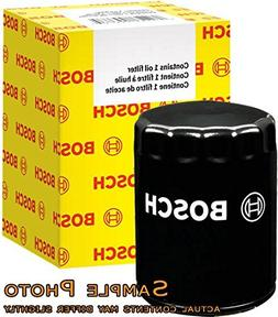 Set of Three Bosch Original Oil Filters 72138WS Replaces Vol
