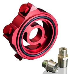 Upgr8 U8102-1002 Oil Filter Sandwich Plate Adapter Kit